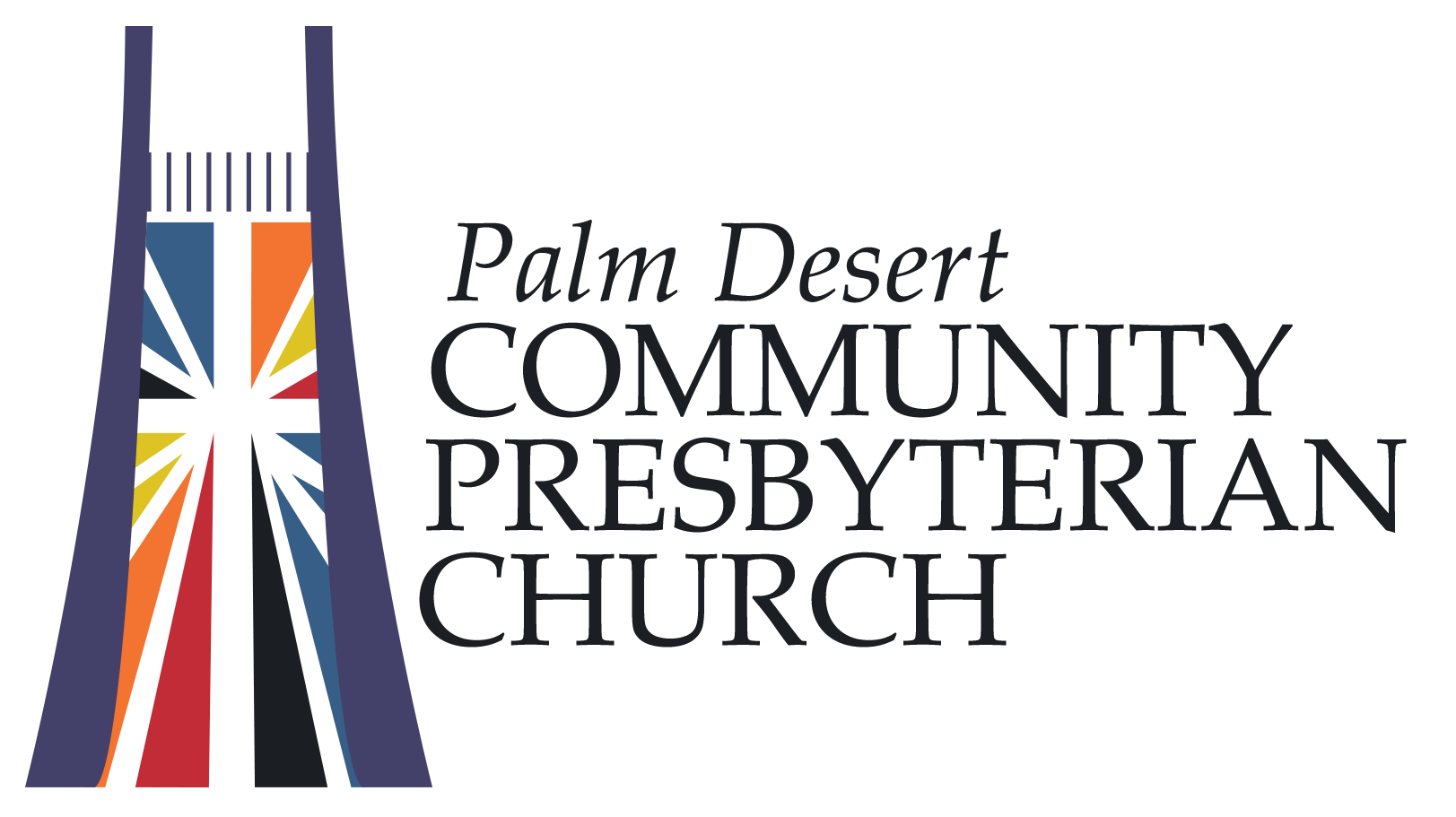 Palm Desert Community Pres. Footer Logo